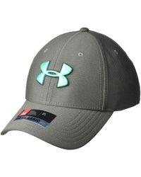 79f64806424 Lyst - Under Armour Ua Blitzing Ii Stretch Fit Cap for Men