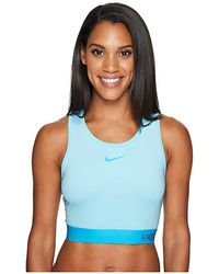 Nike - Pro Hypercool Tank (still Blue/chlorine Blue) Sleeveless - Lyst