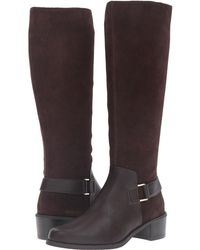 Aerosoles - After Hours Riding Boot - Lyst