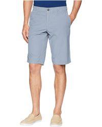 2c0a356fa Lyst - Boss Orange Schino Slim Shorts in Blue for Men