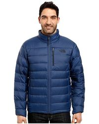 The North Face - Aconcagua Jacket (shady Blue) Coat - Lyst