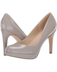 1f91157828 Calvin Klein Casilla Women Us 9.5 Gray Mary Janes - Lyst