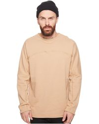Publish - Jorden Drop Shoulder Crew Neck Sweater - Lyst