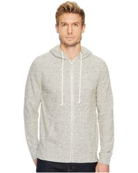 Threads For Thought - Loop Terry Zip Hoodie - Lyst