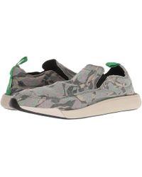 59388c6f51 Lyst - Sanuk Vagabond Funk (green Blanket) Men s Slip On Shoes in ...