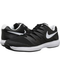 8bde28ed2c43 Lyst - Nike Air Zoom Prestige Clay in White for Men