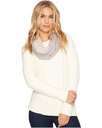 UGG - Color Block Transitional Scarf - Lyst
