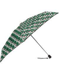 Vera Bradley - Automatic Mini Umbrella, Signature Cotton - Lyst