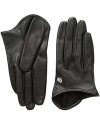Vivienne Westwood Short Gloves (black) Wool Gloves