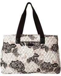 Vera Bradley   Triple Compartment Travel Bag   Lyst