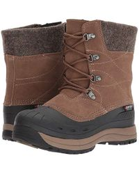 Baffin - Arnaq (taupe) Boots - Lyst