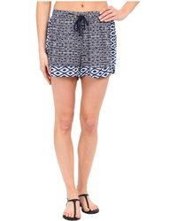 Sperry Top-Sider - Island Time Ikat Beach Shorts - Lyst