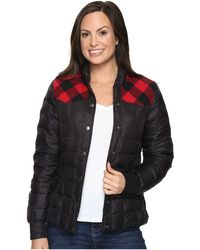 Roper - Down And Turq Jacket - Lyst