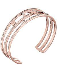 Michael Kors - Brilliance Cuff Bracelet - Lyst