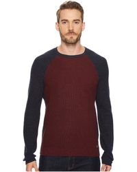 Lucky Brand - Colorado Cross Stitch Sweater - Lyst