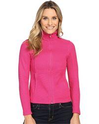 Spyder - Endure Full Zip Mid Weight Sweater - Lyst