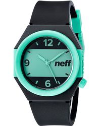 Neff - Stripe Watch - Lyst