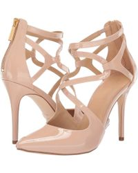 db5e235350b Lyst - MICHAEL Michael Kors Catia Dress Sandals