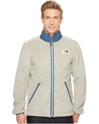 The North Face - Campshire Full Zip - Lyst