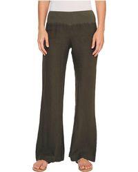 Three Dots | Linen Wide Leg Pants | Lyst