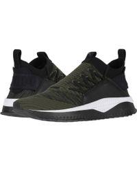 4902b2c350 Lyst - PUMA Tsugi Jun ( Black/ Black) Women's Shoes in Black for Men