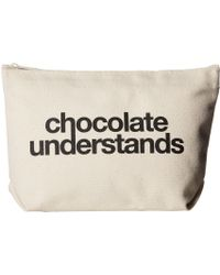 Dogeared - Chocolate Understands Lil Zip - Lyst