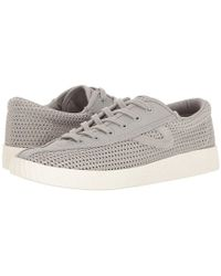 Tretorn - Nylite 12 Plus (grey) Shoes - Lyst