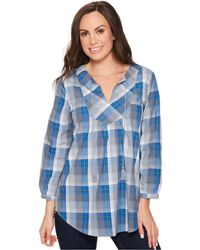 Roper - 1262 Blue Grey Plaid - Lyst