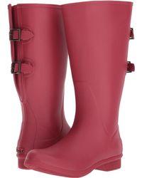 Chooka - Versa Wide Calf Tall Boot - Lyst