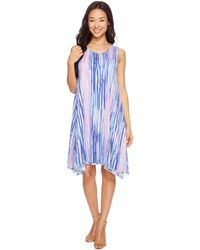 Nally & Millie - Printed Reversible Dress - Lyst