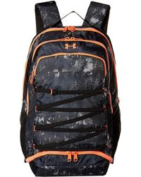 b3605a93c136 Lyst - Under Armour Women s Ua On Balance Backpack in Blue
