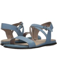 Ecco - Touch Ankle Sandal - Lyst
