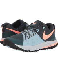 17b45eadd09aa Lyst - Nike Air Zoom Wildhorse 4 Women s Running Shoe in Pink
