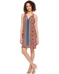 Tolani - Savannah Sleeveless Tunic Dress - Lyst