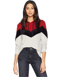 bae0024a172f American Eagle · Sanctuary - Varsity Track Hoodie - Lyst