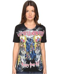 DSquared² - Renny Sisters From Hell Jersey T-shirt - Lyst