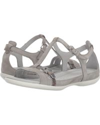 9200926e6 Lyst - Havaianas Flash Anklewrap Thong Sandal in White
