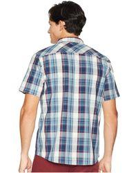 O'neill Sportswear - Kensington Short Sleeve Woven Top - Lyst