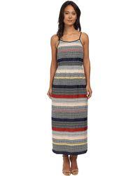 Vince Camuto - Morocco Tile Stripe Maxi Dress - Lyst