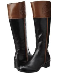 ae23dc5cde21 Lyst - Madden Girl Canyon Wide Calf Riding Boots