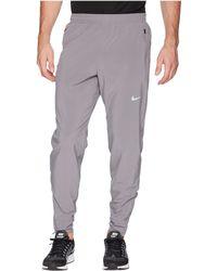0b428a64447c Lyst - Nike Gyakusou Utility Tightfit Pants in Blue for Men