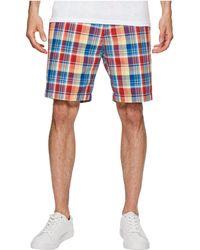 Nautica - Madras Plaid Shorts - Lyst