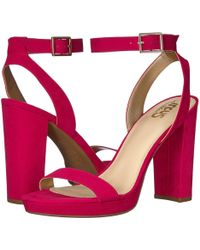 Circus by Sam Edelman - Annette Ankle-strap Sandals - Lyst
