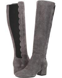 e2f4035ef50 Lyst - Bandolino Florie Wide-calf Boots in Black