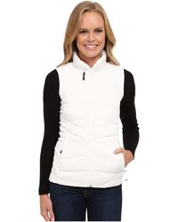 The North Face | Lucia Hybrid Down Vest | Lyst