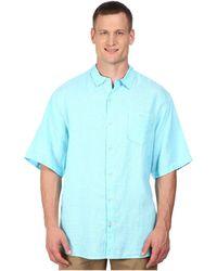 Tommy Bahama   Big & Tall Short Sleeve New Party Breezer   Lyst