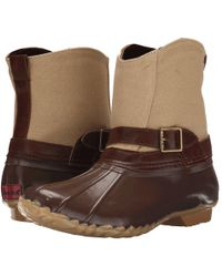 Chooka - Canvas Step In Duck Boot - Lyst