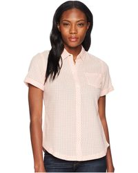 Woolrich - Northern Hills Short Sleeve Shirt - Lyst