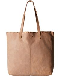 TOMS - Dsl Leather Tote - Lyst