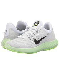 uk availability 3c53e 7ba03 Nike - Lunar Skyelux (pure Platinum/black/fresh Mint) Shoes - Lyst
